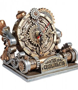 Alchemy-The-Vault-Reloj-de-mesa-diseo-steampunk-0