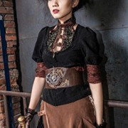 Camisa-con-borde-color-marrn-y-de-escote-de-steampunk-RQBL-top-encaje-0-3