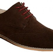 Northwest-Territory-Zapatos-de-Vestir-hombre-color-Marrn-talla-445-0