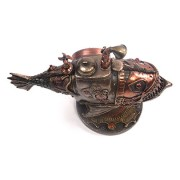 Sub-Piranha-Steampunk-Sculpture-225cm-0-1