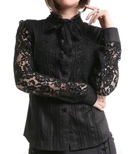 Shirt-with-sleeves-of-lace-0